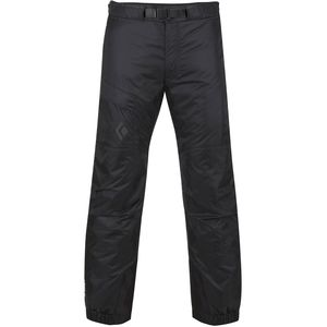 Black Diamond Stance Belay Synthetic Down Pant – Men's