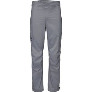 Black DiamondStormline Stretch Full Zip Rain Pant - Men's