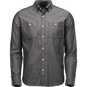 Black DiamondSolution Long-Sleeve Shirt - Men's