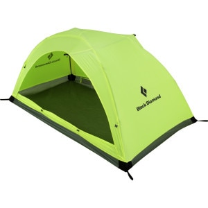 Black Diamond HiLight Tent: 2-Person 4-Season