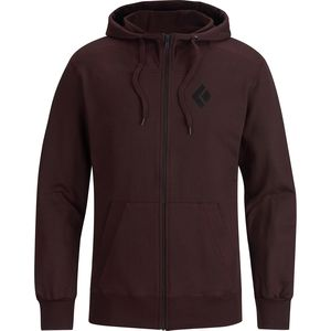 Black Diamond Logo Full-Zip Hoodie - Men's