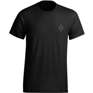 Black Diamond Icon T-Shirt - Short-Sleeve - Men's