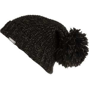 Bench Makeover Turn Up Bobble Pom Beanie - Women's