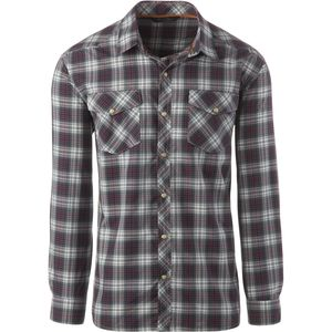 Basin and Range Silver King Quick Dry Plaid Shirt - Long-Sleeve - Men's