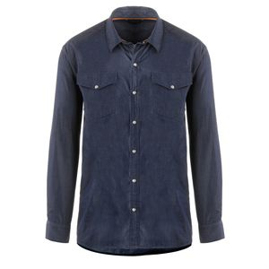 Basin and Range Silver King Performance Washed Chambray Shirt - Men's