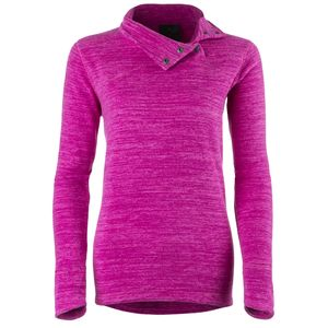 Basin and Range Sandstone Snap Fleece Pullover Jacket - Women's
