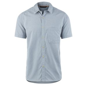 Basin and Range Flying Dog Chambray Shirt - Short-Sleeve - Men's