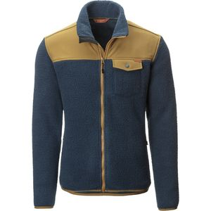 Basin and Range Dugway Heavyweight Fleece Jacket - Men's
