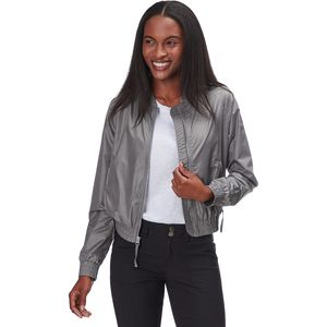 Basin and Range Sky Valley Bomber Jacket - Women's