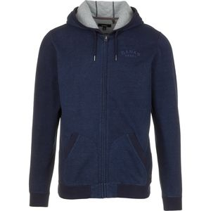 BANKS Union Hooded Fleece Jacket - Men's