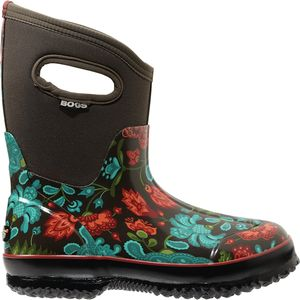 Bogs Classic Winter Blooms Mid Boot - Women's