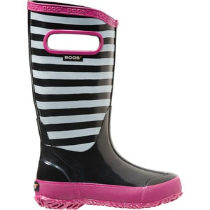 Bogs Rainboot Stripes Winter Boot - Girls'