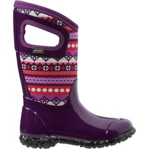 Bogs North Hampton Pattern Stripes Boot - Girls'