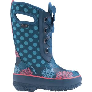 Bogs Casey Pompons Dots Boot - Little Girls'