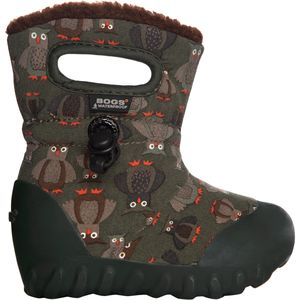 Bogs B-Moc Puff Owl Boot - Little Boys'