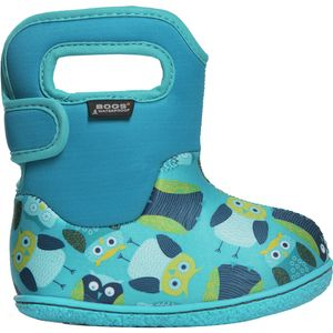 Bogs Baby Bog Classic Owls Boot - Toddler Girls'