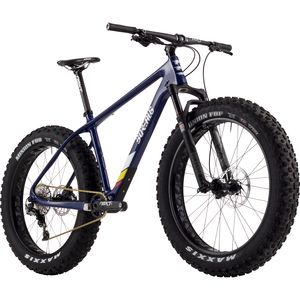 Borealis Bikes Crestone XX1/Bluto Complete Fat Bike - 2016