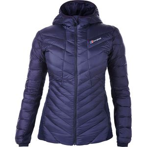 Berghaus Scafell Stretch Hooded Hydro Down Jacket - Women's