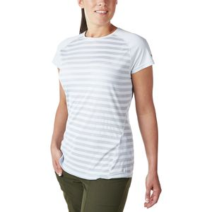 Berghaus Stripe Crew - Short Sleeve - Women's