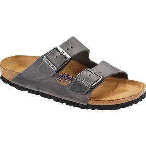 Birkenstock Arizona Soft Footbed Leather Sandal - Men's