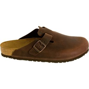 Birkenstock Boston Oiled Leather Shoe - Men's