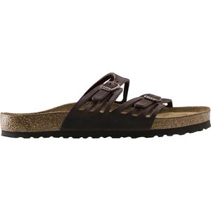Birkenstock Granada Oiled Leather Sandal - Women's