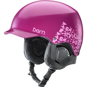 Bern Muse EPS Visor Thin Shell Helmet - Women's