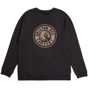 Brixton Rival Fleece Crew Sweatshirt - Men's
