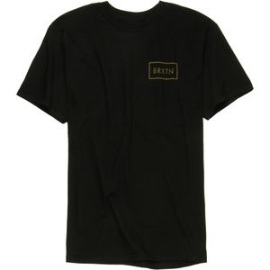 Brixton Rift T-Shirt - Short-Sleeve - Men's