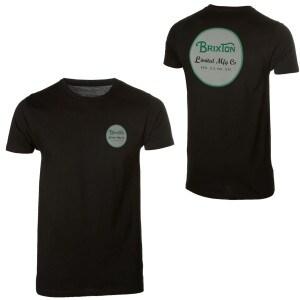 Brixton Standard T-Shirt - Short-Sleeve - Mens