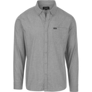 Brixton Central Woven Shirt - Long-Sleeve - Men's