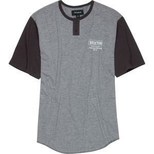 Brixton Russell Henley Shirt - Short-Sleeve - Men's