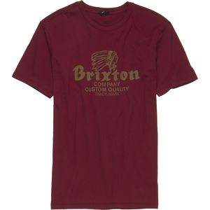 Brixton Tanka Slim T-Shirt - Short-Sleeve - Men's