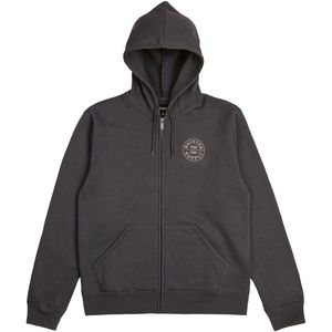 Brixton Oath Hooded Fleece Jacket - Men's