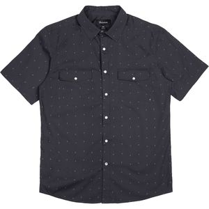 Brixton Wayne Shirt - Short-Sleeve - Men's
