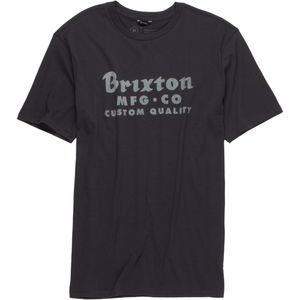 Brixton Sadler Slim T-Shirt - Short-Sleeve - Men's