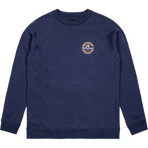 Brixton Soto Crewneck Fleece Sweatshirt - Men's