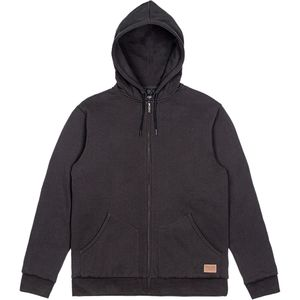 Brixton Billings Quilted Zip Fleece Hoodie - Men's