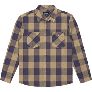 Brixton Pickford Flannel Long-Sleeve Shirt - Men's