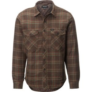 Brixton Manchester Quilted Flannel Long-Sleeve Shirt - Men's