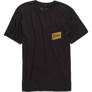 Brixton Carton Pocket T-Shirt - Short-Sleeve - Men's