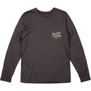 Brixton Maverick Premium Pocket Long-Sleeve T-Shirt - Men's