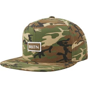 Brixton Rift II MP Snapback Hat - Men's