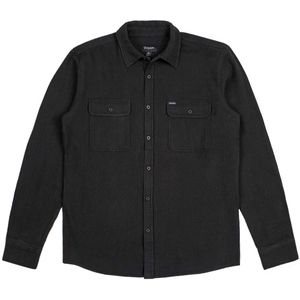 Brixton Donez Solid Flannel Shirt - Long-Sleeve - Men's