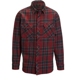 Brixton Bowery Flannel Shirt - Long-Sleeve - Men's