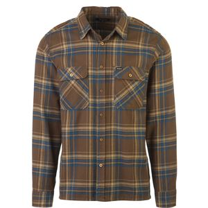 Brixton Archie Flannel Shirt - Long-Sleeve - Men's