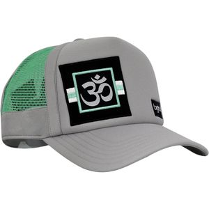 Bigtruck Brand Original Premier Graphic-Om Trucker Hat - Women's