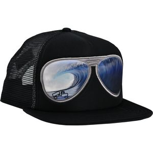 Bigtruck Brand Original Big Wave Aviator Trucker Hat