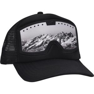 Bigtruck Brand Original Goggle Mountain Trucker Hat