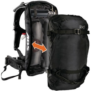 Burton AK ABS Vario Cover 17L Backpack - 1037cu in